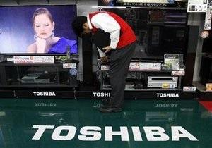 Toshiba сумела выбраться из убытков