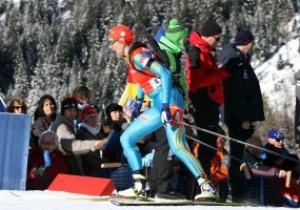 Биатлонистка Пидгрушная признана лучшей спортсменкой января