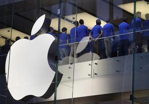 Apple запатентовала дизайн своих фирменных магазинов