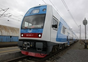 Электропоездами Skoda из Днепропетровска, Харькова и Донецка можно будет добраться в Симферополь