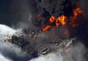 Федеральный суд США утвердил размер штрафа BP за разлив нефти в Мексиканском заливе