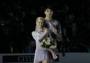 Украинка под российским флагом выиграла ЧЕ по фигурному катанию