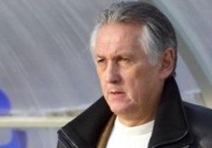 Тренер сборной Украины считает необходимым съездить в Испанию