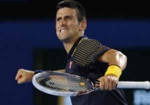 Легко и просто. Джокович стал первым финалистом Australian Open