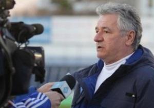 Тренер Динамо: Ребятам не хватает свежести в завершающей стадии