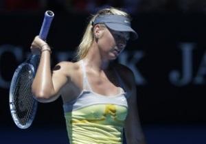 На Ли разгромила Шарапову на пути к финалу Australian Open