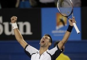 Australian Open. Джокович дожал Бердыха в борьбе за выход в полуфинал