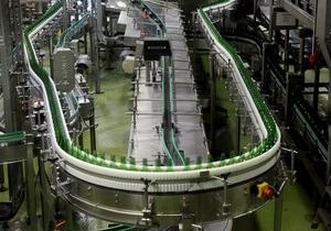 Производство пива в Украине упало до самого низкого за пять лет уровня