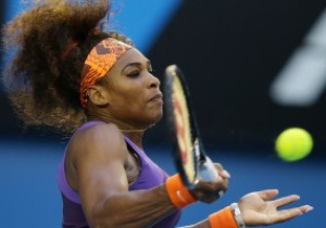 Australain Open. Уильямс разгромила русскую красавицу на пути к четвертьфиналу