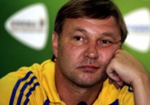 Экс-тренер футбольной сборной: Я русский, который прекрасно себя ощущает в Украине