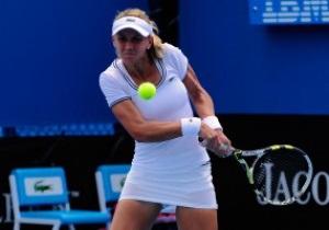 Australian Open. Украинка Цуренко не сумела создать проблем Возняцки