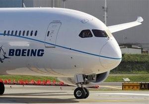 Boeing - Dreamliner - Boeing 787 Dreamliner - Boeing приостанавливает поставки Dreamliner