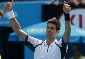 Джокович разобрался со Штепанеком на пути в  1/8 Australian Open