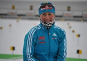 Украинские биатлонистки побегут спринт без Виты Семеренко