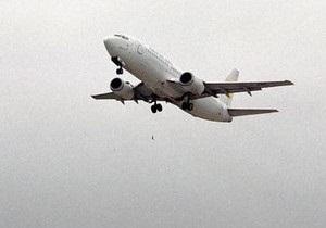 АэроСвит вводит новый график авиарейсов до конца января