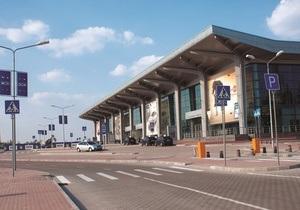Харьковский аэропорт обслужил за год свыше полумиллиона пассажиров