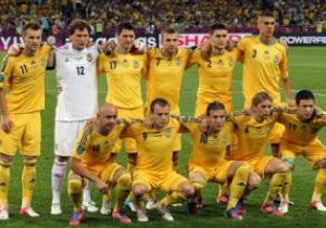 Сборная Украины проведет отборочный матч ЧМ-2014 в Одессе