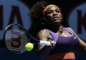 Серена Уильямс повторила блестящий результат Шараповой на старте Australian Open