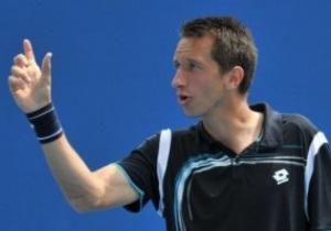 Стаховский разочаровал на старте Australian Open