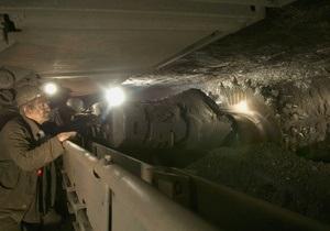 Компания Ахметова пообещала увеличить штат на шахте, где протестовали рабочие