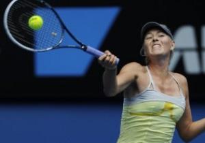 Под крики и стоны. Шарапова легко пробилась во второй круг Australian Open