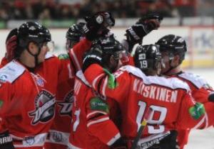 ХК Донбасс впервые в истории украинского хоккея выиграл европейский кубок