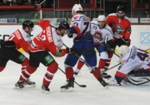 ХК Донбасс начинает Суперфинал Континентального Кубка с победы