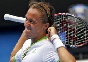 Долгополов на старте Australian Open встретится с Монфисом