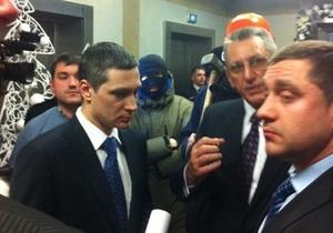 В компании Ахметова назвали политической акцией пикет центрального офиса ключевого актива СКМ