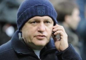 Суркис готов отдать несколько футболистов Динамо бесплатно