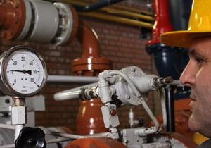 Нафтогаз отчитался об импорте газа из Европы