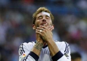 Защитника Реала дисквалифицировали на пять матчей