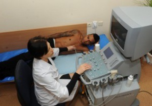 Фотогалерея. Как бразильцы Шахтера с украинскими врачами встречались