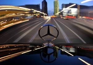 Крупнейшим акционером производителя Mercedes может стать китайский инвестфонд
