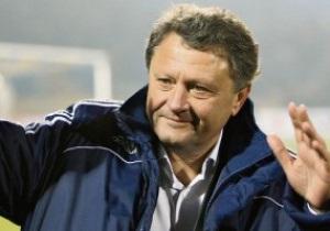 Маркевич: Если будет чемпионат СНГ, в Украине больше работать точно не буду