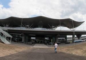 Борисполь начал обслуживание рейсов АэроСвита