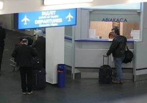 АэроСвит сообщил, что решил проблему с Борисполем. Аэропорт отменил рейс в Нью-Йорк
