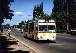 Все львовские троллейбусы оснастили GPS-навигаторами