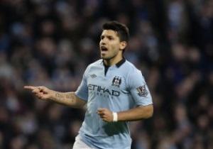 Манчестер Сити лишился Агуэро на неопределенный срок