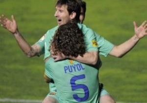 Маленькая победа над Роналду. Месси признан лучшим футболистом в Испании