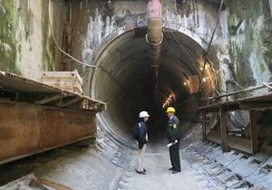 Стоимость развития киевского метро до 2020 года составляет более 20 млн грн