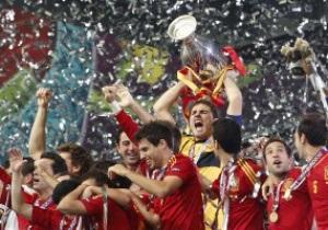 Евро-2012, неуловимый Фелпс и блистательный Месси. Спортивные итоги 2012 года