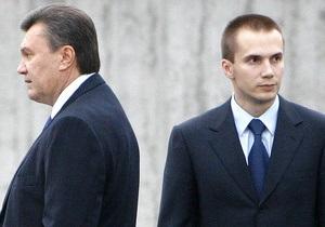 Александр Янукович рассказал о своем бизнесе