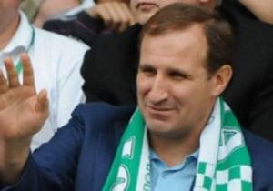 Президент Ворсклы: Пост тренера сборной - это как наказание для тренеров