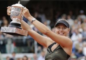 Рекорды Федерера, шлем Шараповой и сломанные ракетки. Теннисные итоги года