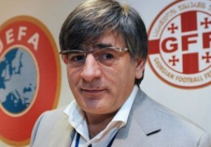 Президент Федерации футбола Грузии считает идею чемпионата СНГ нереальной