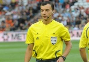 Рука Коллины. Украинский судья Бойко получил повышение от UEFA