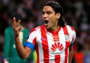 Фалькао выставил себе достойную оценку за 2012-й год