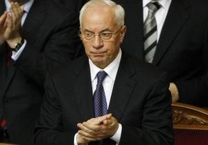 Азаров предупреждает американскую AES об ответственности за плохую работу AES Киевоблэнерго