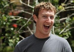 Основатель Facebook потратил $500 млн на благотворительность